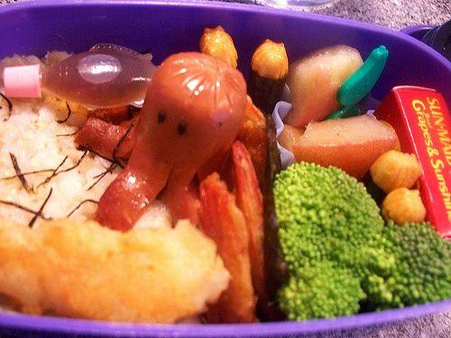 ... tempura-shrimp-bento/ #Bento, #Octodog, #Shrimp, #Tempura #Recipes #