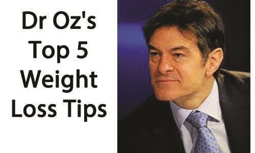 Dr. Ozs Weight-Loss Secrets