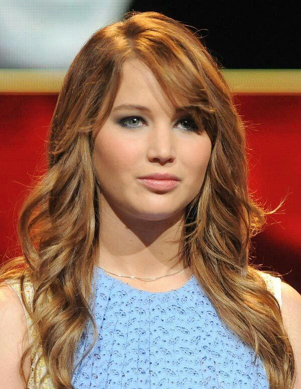 Jennifer Lawrence hair...