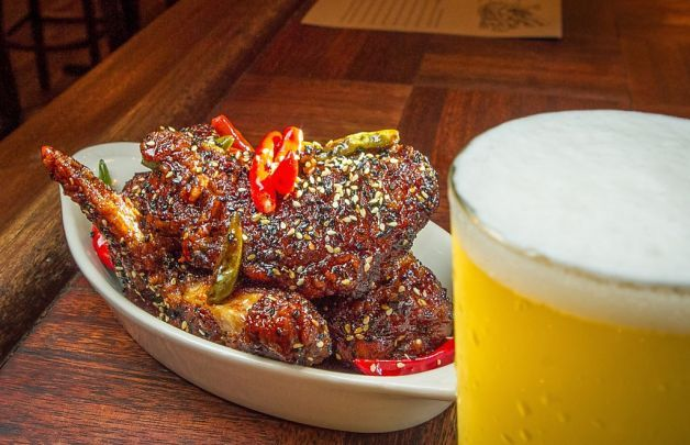 ... vinegar and Thai bird chile sauce. Photo: John Storey, Special T