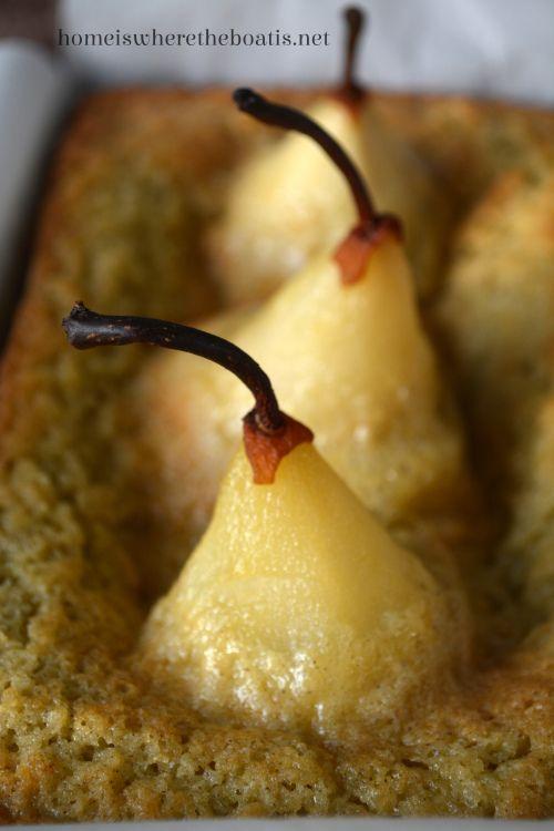 DSC_0929-001 Pear Cardamom Cake | yummy | Pinterest