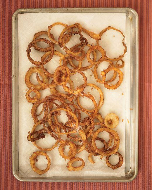 Buttermilk Onion Rings | Wonderful food that I'd like to make/try ...