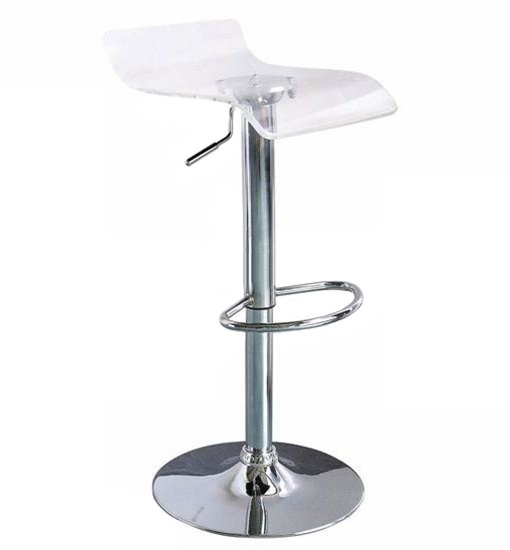 Clear Acrylic Bar Stool Clear Acrylic Bar Stool For The