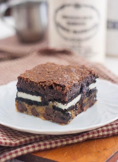 Slutty Brownies | Yumminess | Pinterest