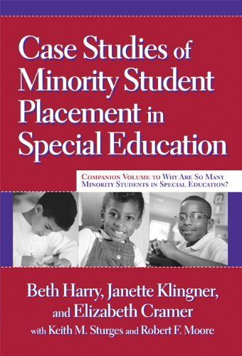 case studies of minority student placement in special education