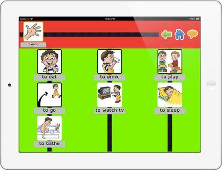 Niki Talk Apps for special needs logopedia i wszystko