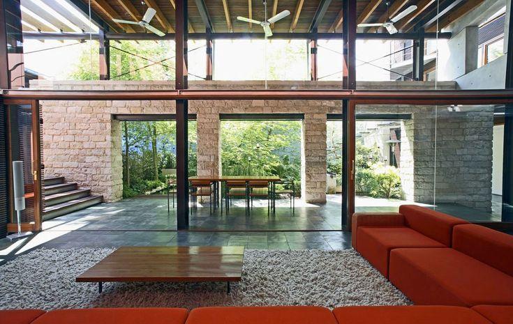 casas industriales: