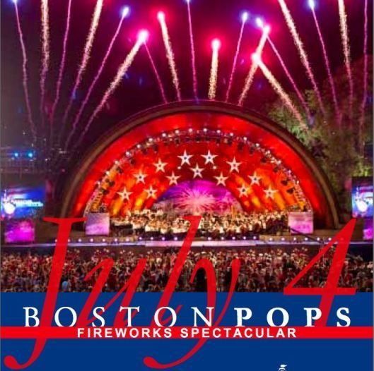 boston pops july 4th radio broadcast