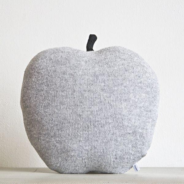 Studio meez — Apple shaped cushion/soft toy