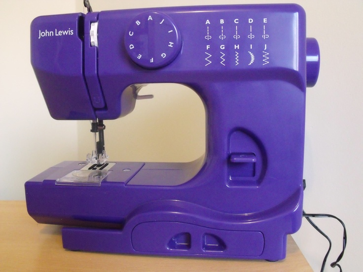 Purple sewing machine love it stuff i want pinterest