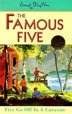 Read the whole series when I was a kid - great famous five! Waesome adventures!