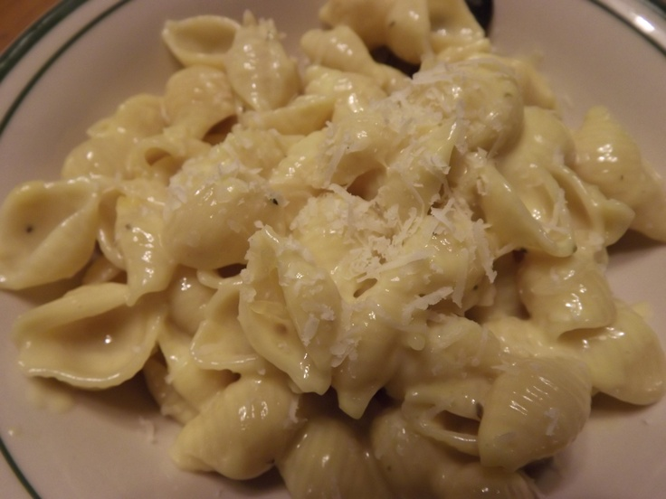 fancy four cheese mac & cheese! So good that my kids had 3 servings.