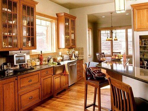 Arts And Crafts Style Kitchen Design Ideas Kitchen Design