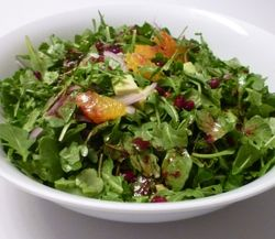 Pomegranate, Citrus & Avocado Salad | Anything Jewish | Pinterest