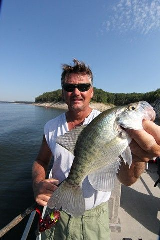 Pin by bass fishing fanatics on crappie pinterest for Crappie fishing in missouri