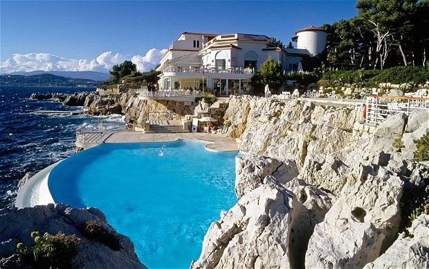 Hotel du Cap-Eden-Roc, France
