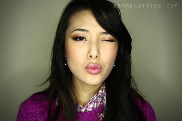 Asian Eyes Monolid Makeup Tutorial   Beauty   Pinterest
