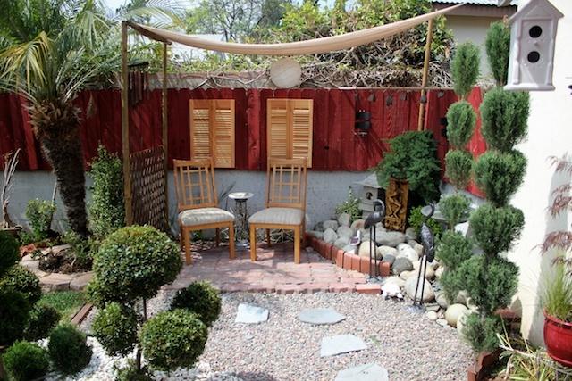 Zen Garden Home Gardens Pinterest
