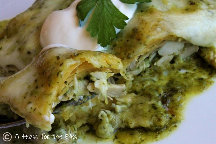 ... : creamy chicken enchiladas , chicken enchiladas and creamy chicken
