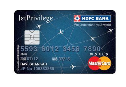 Hdfc bank forex credit card