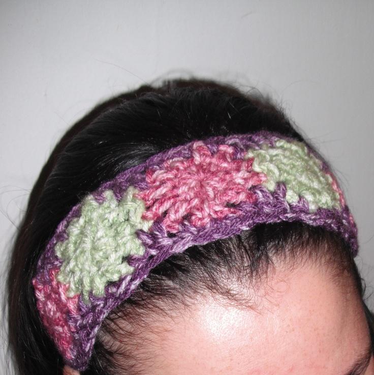 Crochet Headband Pattern Crochet Headband Pinterest