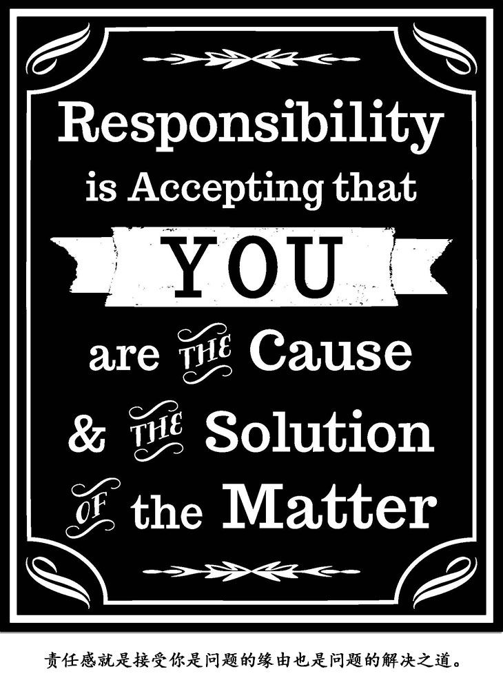 responsibility quotes from famous people quotesgram