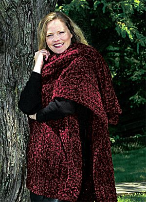 Lion Brand Yarn Homespun Thick And Quick Scarf Best Image Konpax 2018