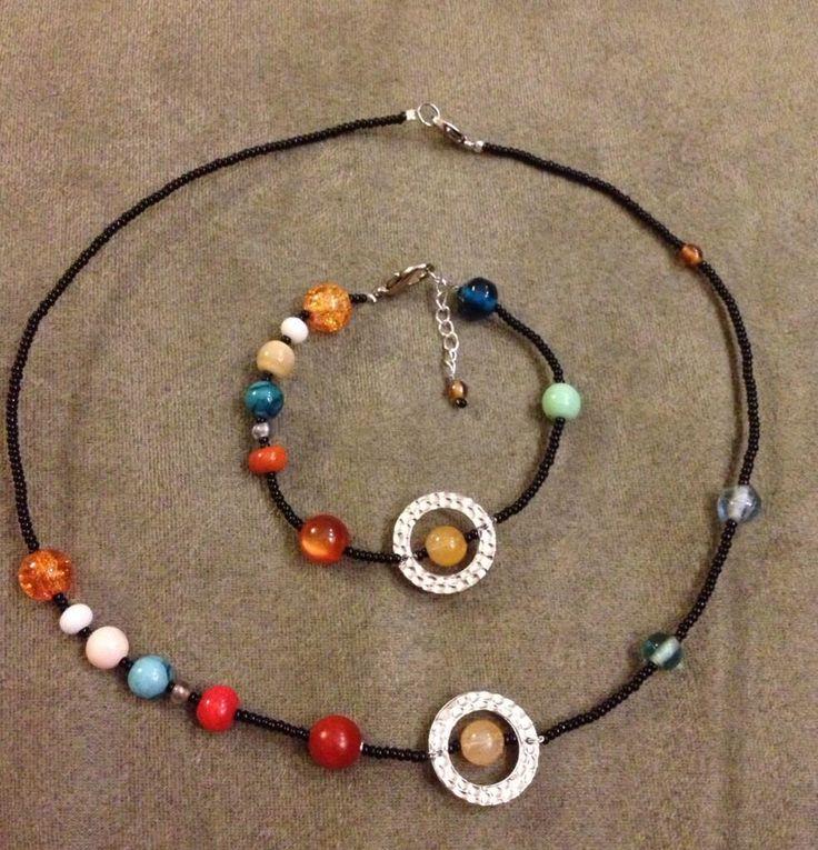 solar system bracelet - photo #32