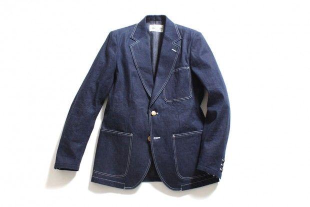 Wacko Maria for Isetan Shinjuku denim jacket