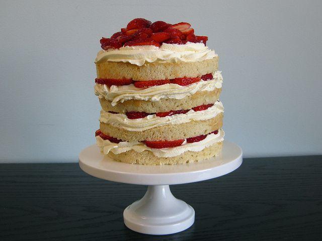 ... cake by A Sage Amalgam (Heather Sage), via Flickr gluten free / g free