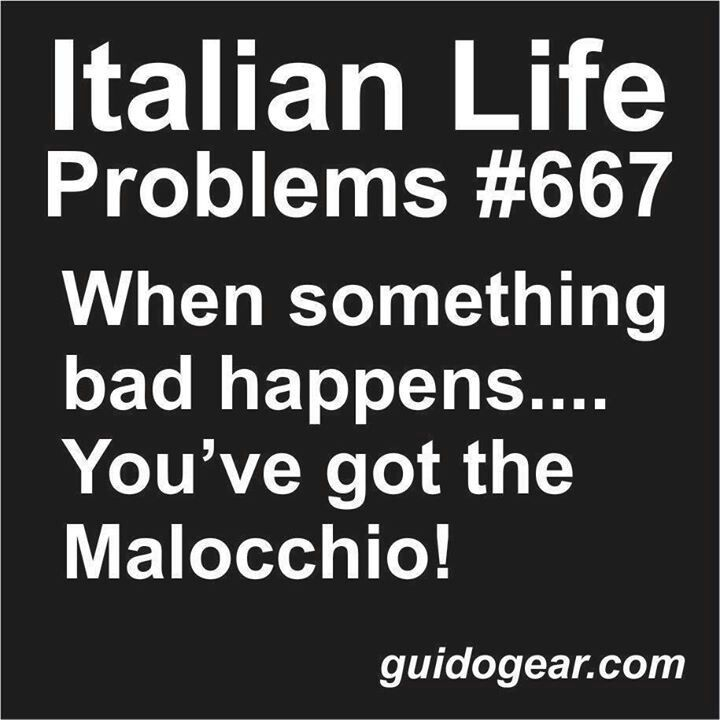 curse and swear italian