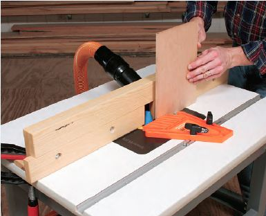 Building A Wide Body Router Table Fence