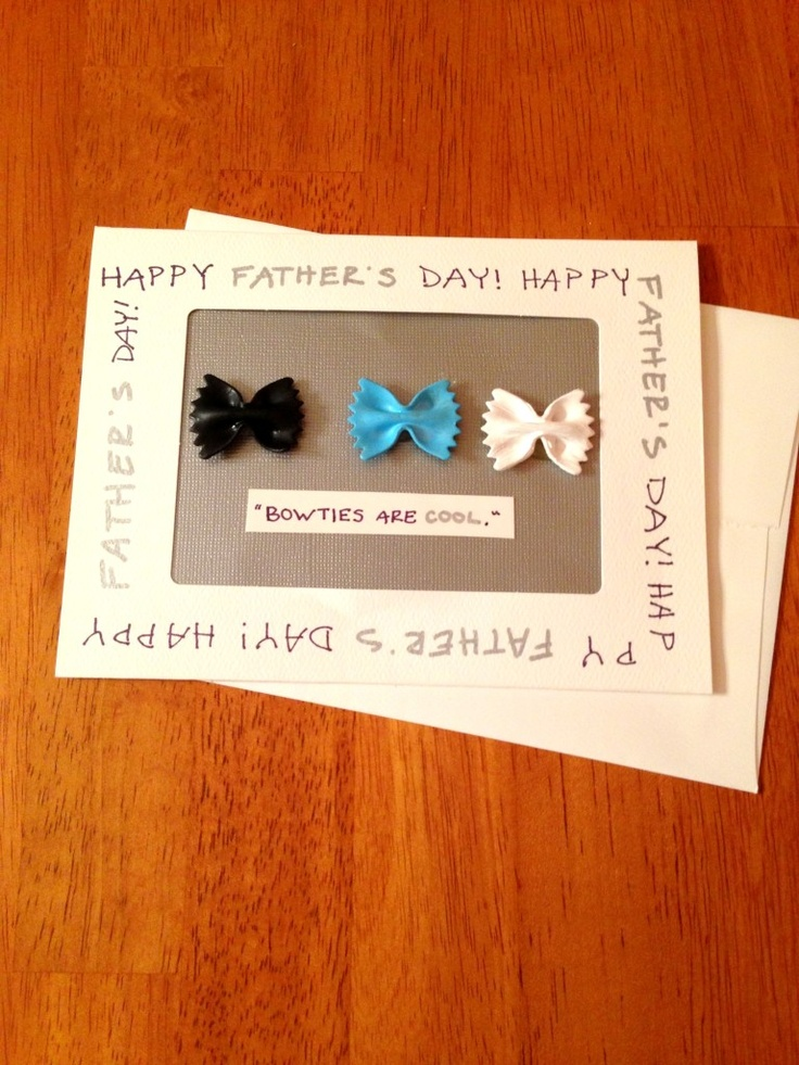 father's day homemade crafts