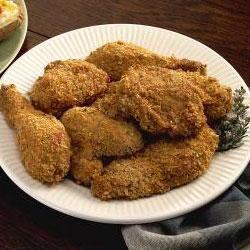 Original Ranch Crispy Chicken Check the comments for idea to make the ...