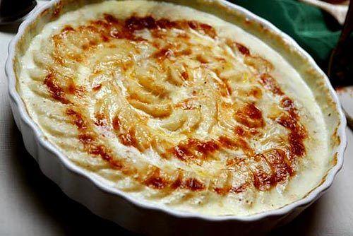 LA Times - Recipe: Celery root gratin | Celery- and Celeriac Ap…