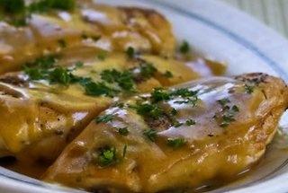 Janet's Mustard Chicken | Main Dish (Chicken) | Pinterest