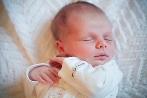 newborn x