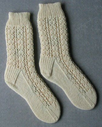 Sock Knitting Pattern : Shetland lace socks Patronen , Knit, Crochet, Felt, all Craft Pin ...