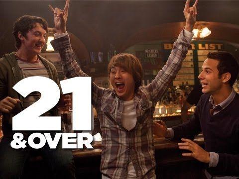 over 21 movie trailer
