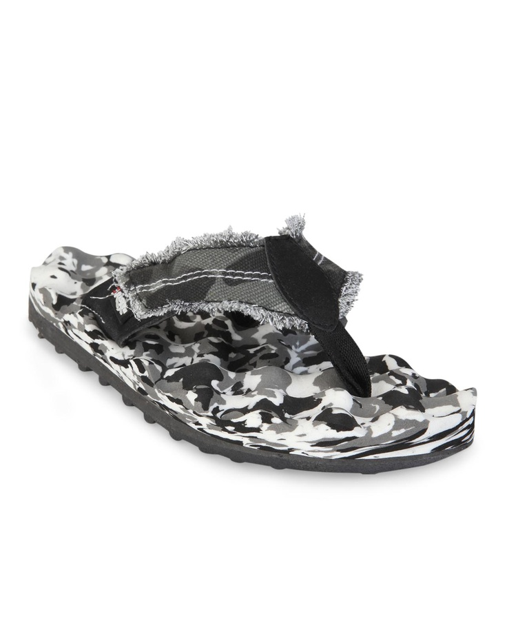 FRISKY Camo Sandals