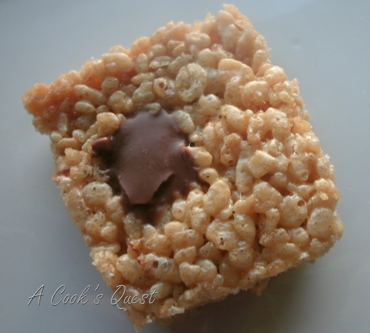 Salted Brown Butter Crispy Treats | Flyball Tournament Food | Pintere ...