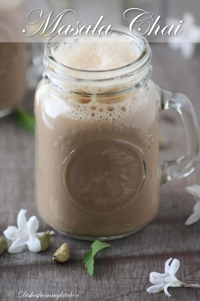 Masala Chai Tea Recipes — Dishmaps