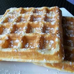 Emma's Belgian Waffle Recipe | Food, glorious food | Pinterest
