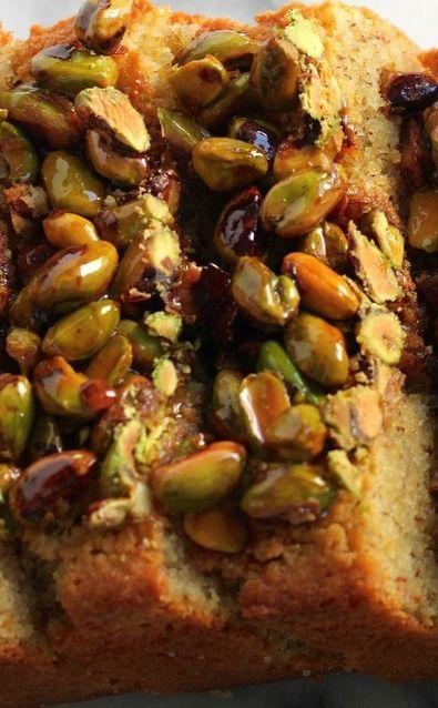 Pistachio Pound Cake | Delicious Cakes | Pinterest