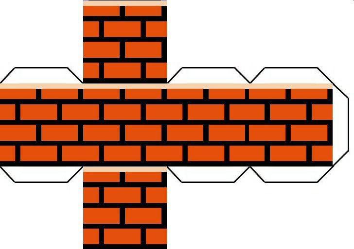 Как сделать видимый pattern block - ЛЕГИОН