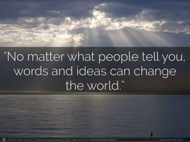 Profound Picture Quotes