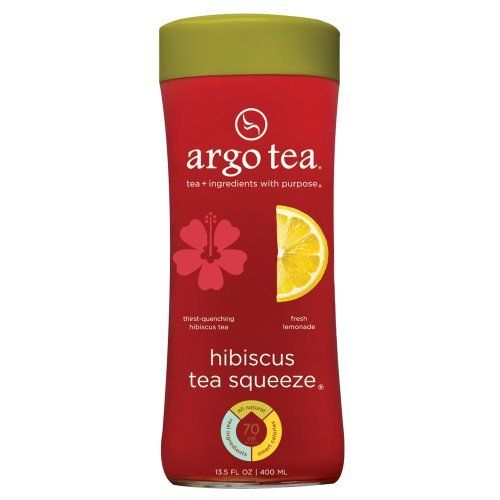 ... delicious blend of thirst-quenching hibiscus tea and fresh lemonade