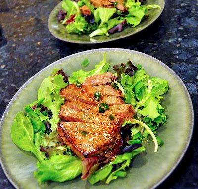 PW's Ginger Steak Salad | Salads/Side Dishes | Pinterest