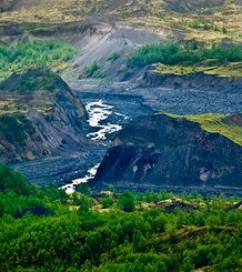 Mt St Helens National Volcanic Monument