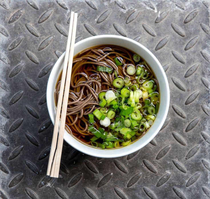Toshikoshi Soba | Oodles of Noodles | Pinterest